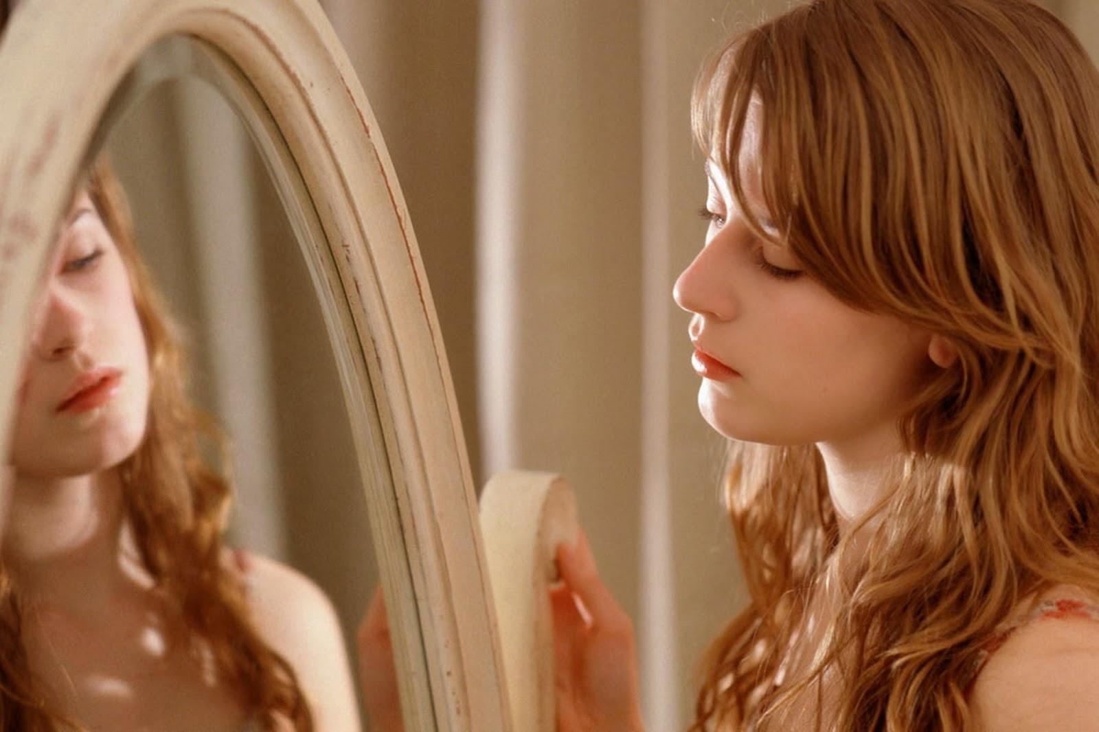 مرآة ذكية لجمالك