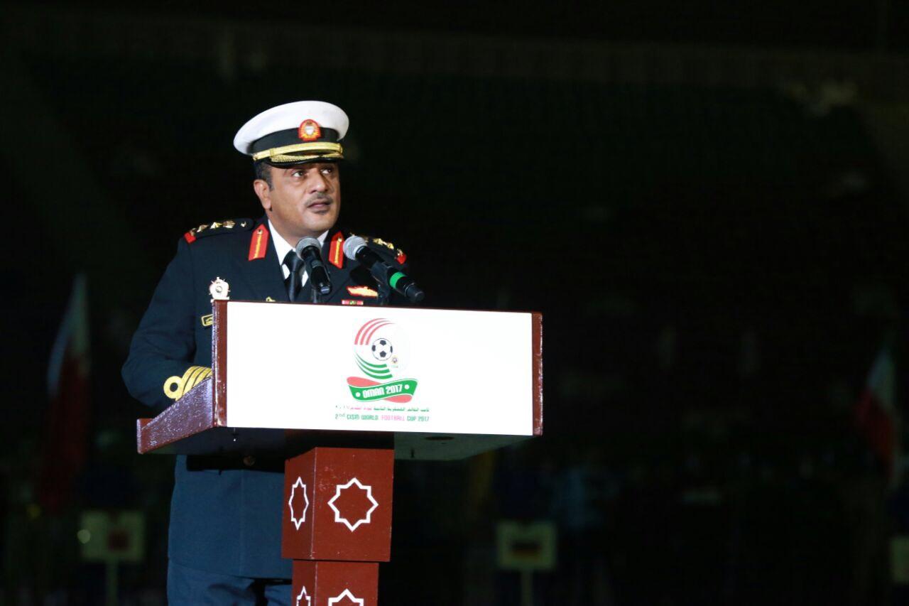 رئيس الاتحاد الدولي للرياضة العسكرية: عُمان تحقق المعادلة الصعبة بامتياز