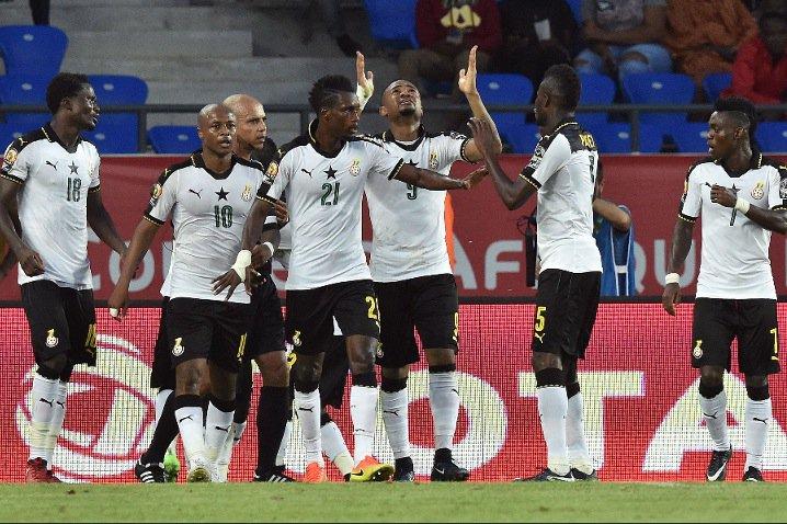 غانا الى نصف النهائي امم افريقيا