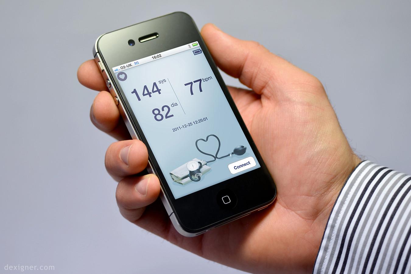 جديد التكنولوجيا.. هاتف جوال لتحليل الدم