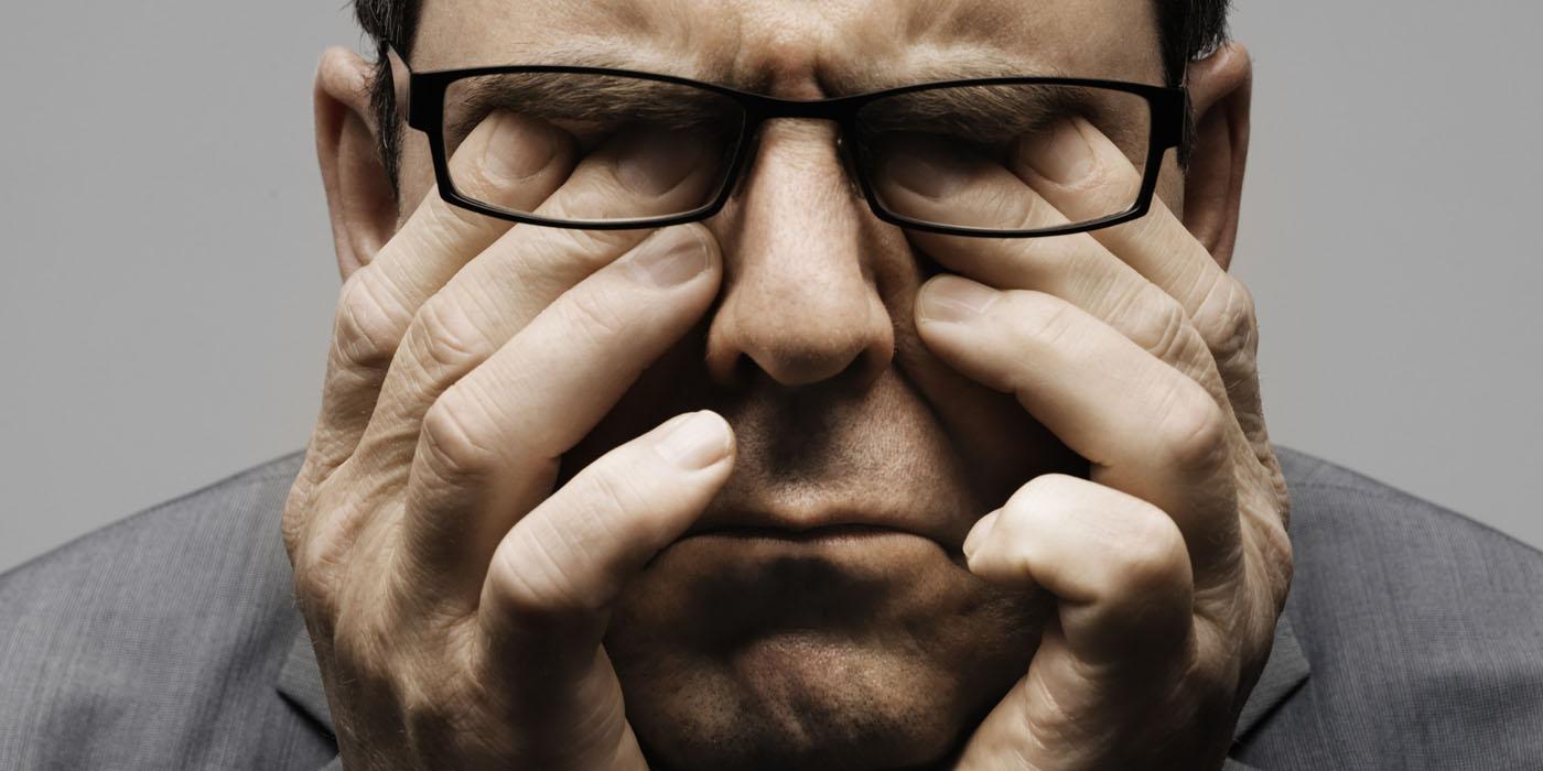 7 مشكلات صحية يسببها الضغط النفسي.. تعرف عليها