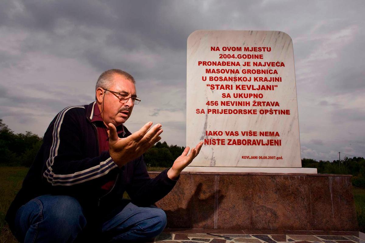 إدانة امرأة صربية بقتل 37 مسلماً أثناء حرب البوسنة