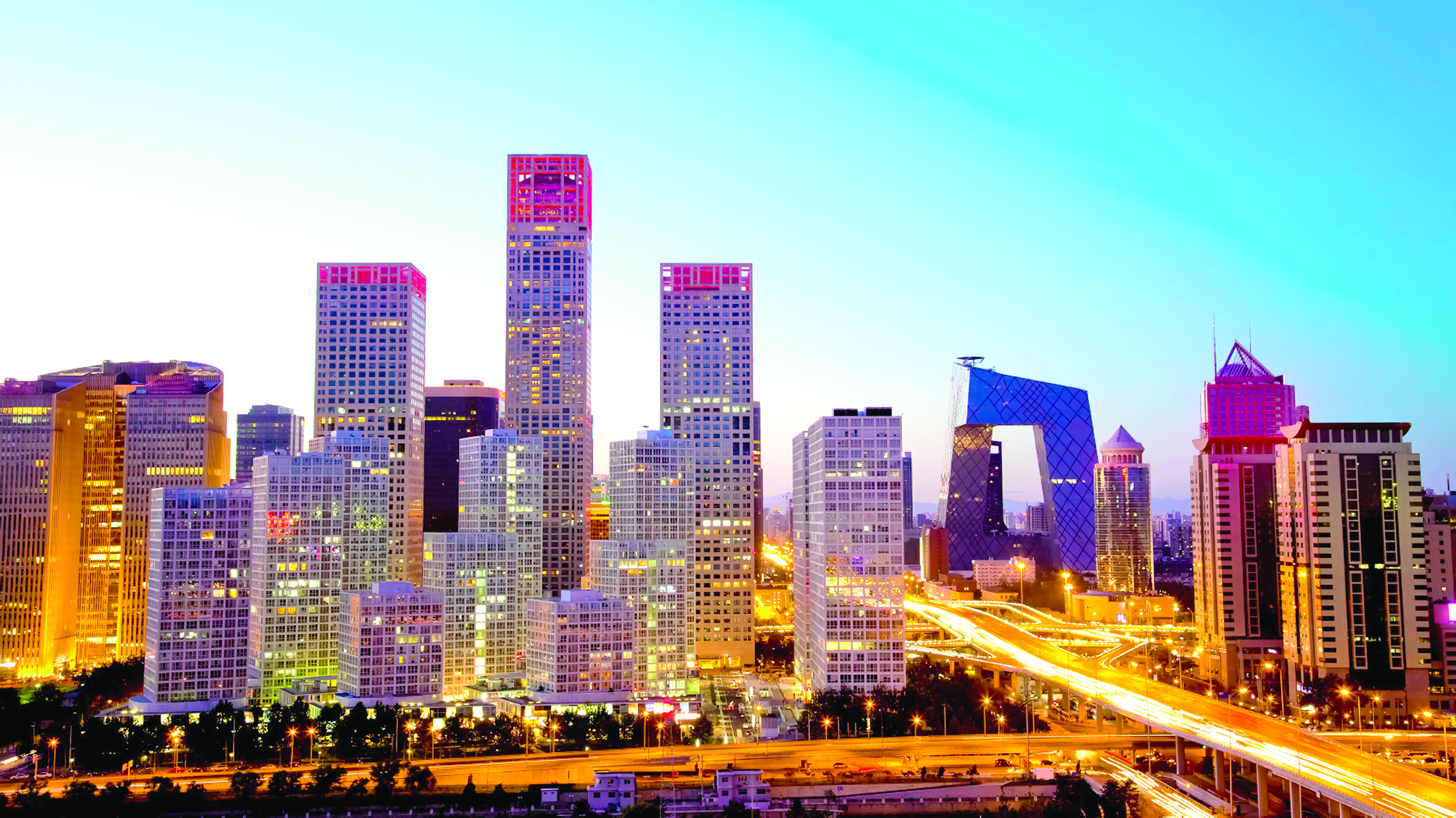 بكين تواجه تلوث الهواء