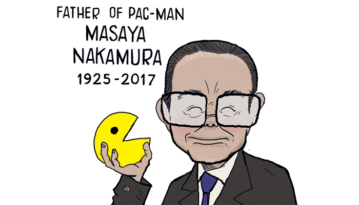 Father of Pac-man