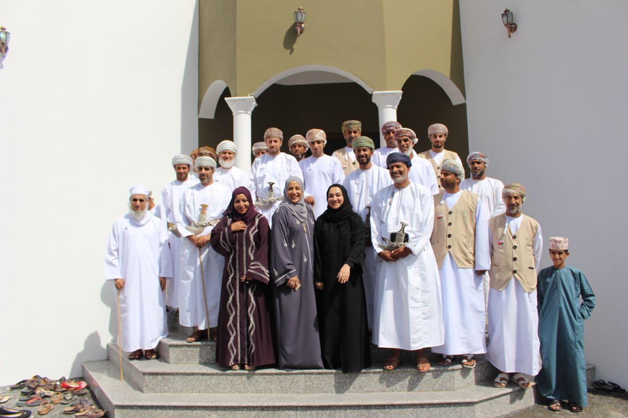 دار العطاء تفتتح المركز الثقافي بالظويهر بولاية الحمراء