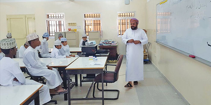 The recovery saga of a drug addict and a helping hand for those in need in Oman