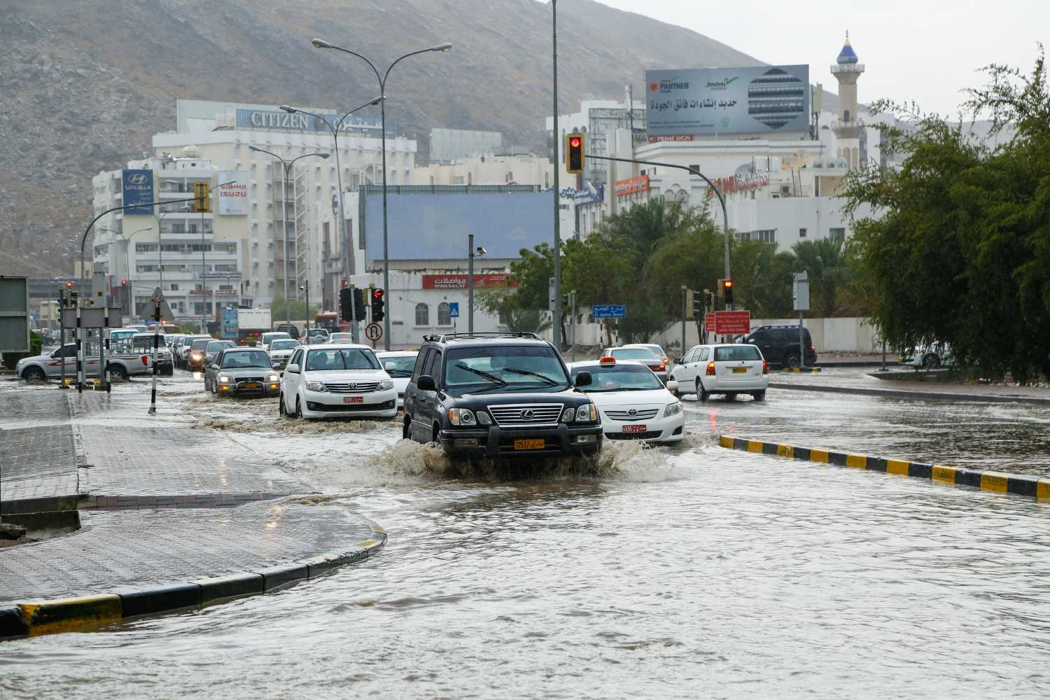 Oman weather: Rain expected in the next few hours