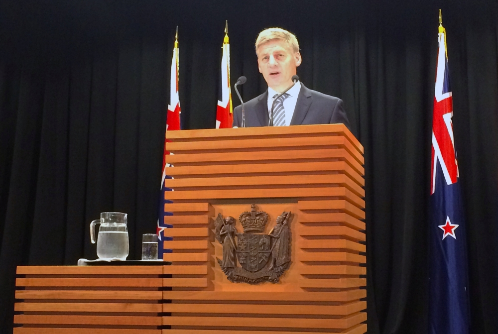 New NZ Prime Minister prioritises trade and investment