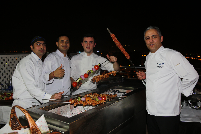 Oman dining: Enjoy authentic Turkish delicacies at Park Inn