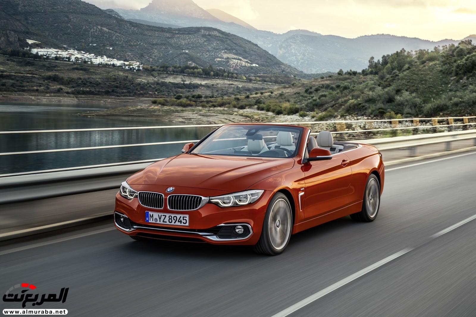 BMW  تكشف عن الجيل الجديد من الفئة الرابعة