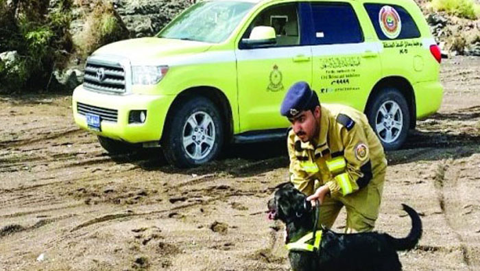 Public Authority for Civil Defence and Ambulance always on hand in Oman to help people