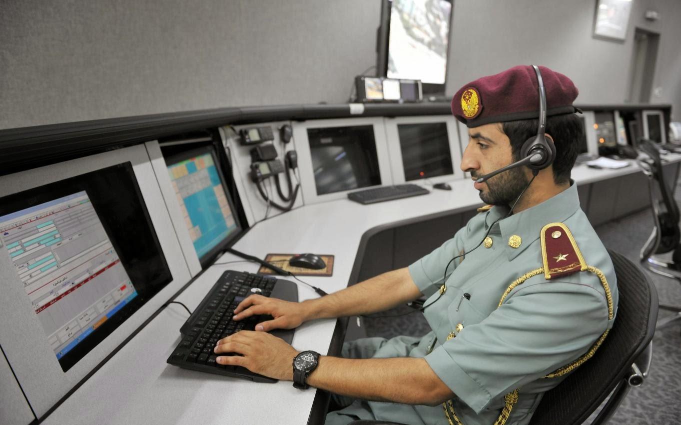 """بسبب حالة الطقس.. """"عمليات أبوظبي"""" تتلقى 4000 مكالمة"""