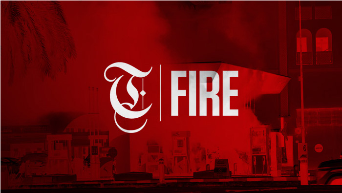 Oman fire: 5 in hospital after house fire