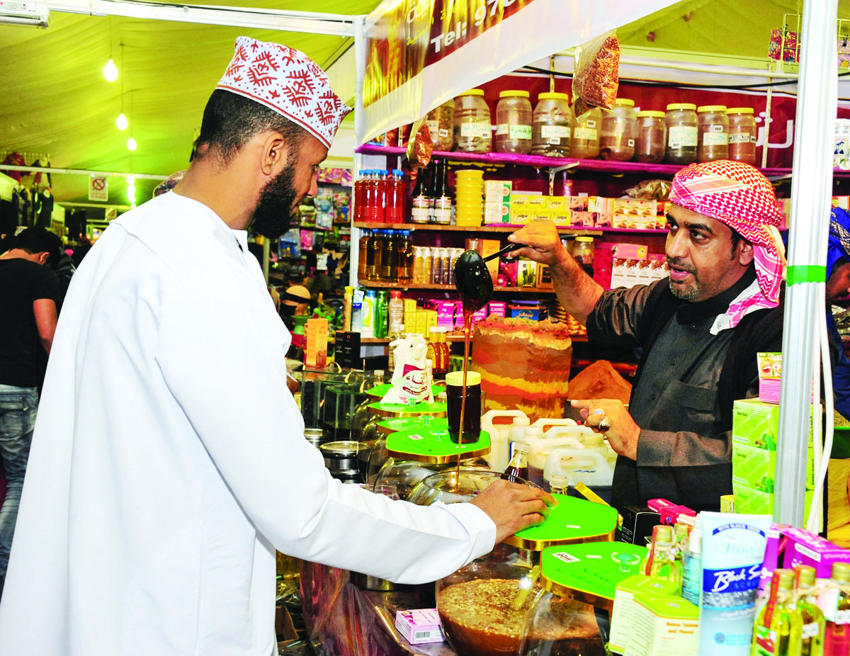 #OmanPride: Young entrepreneurs at Muscat Festival