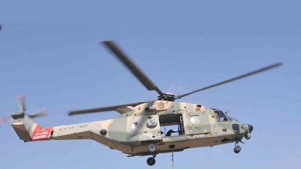 Three Sri Lankans rescued by Royal Air Force of Oman