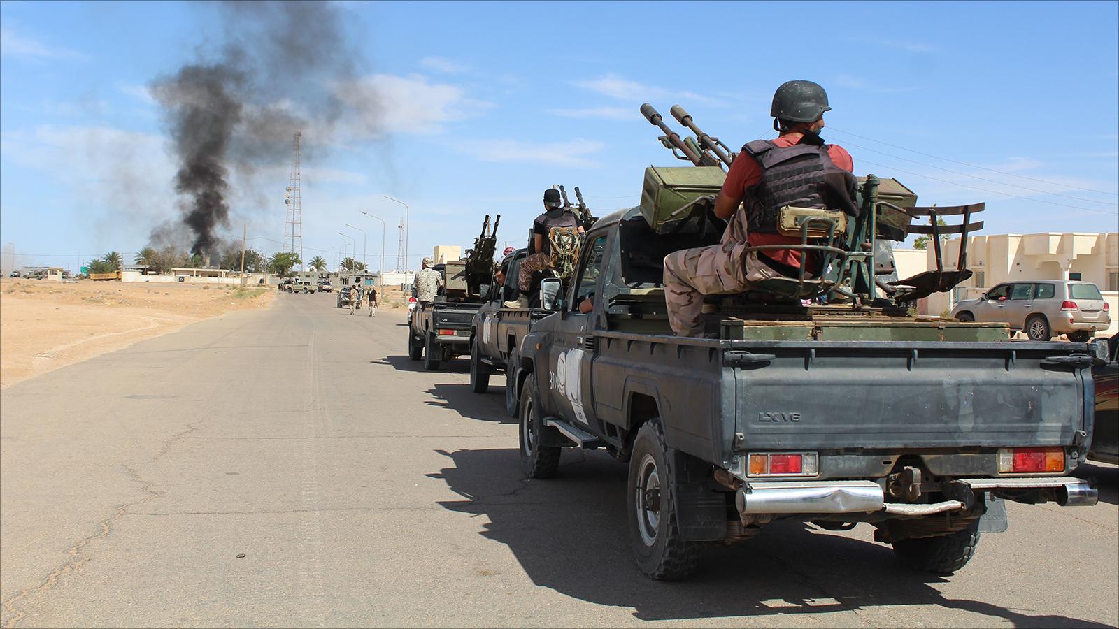 السودان يتسلم رضيعة قُتل والداها الداعشيان في ليبيا