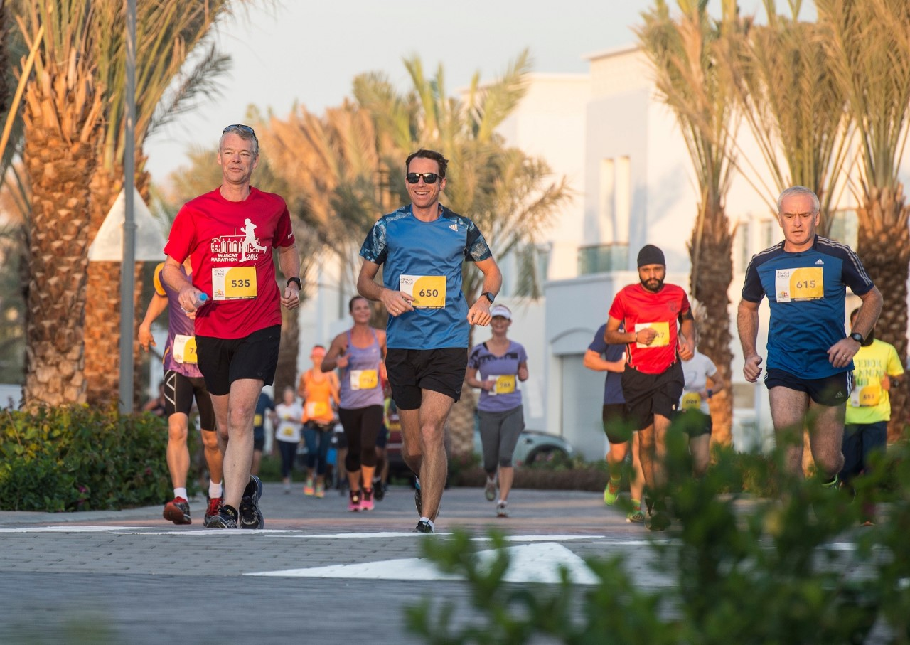 How Al Mouj Muscat Marathon boosted economy of Oman