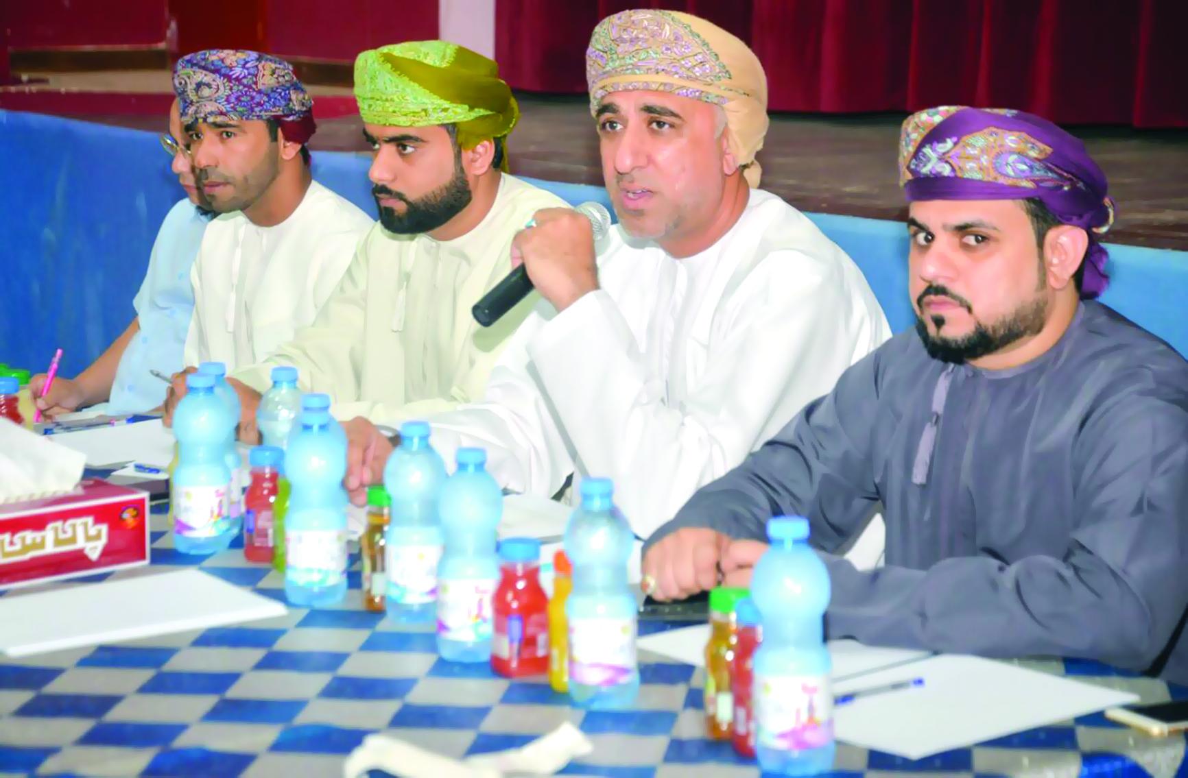 الفرق الأهلية تؤكد دعمها لنادي الشباب