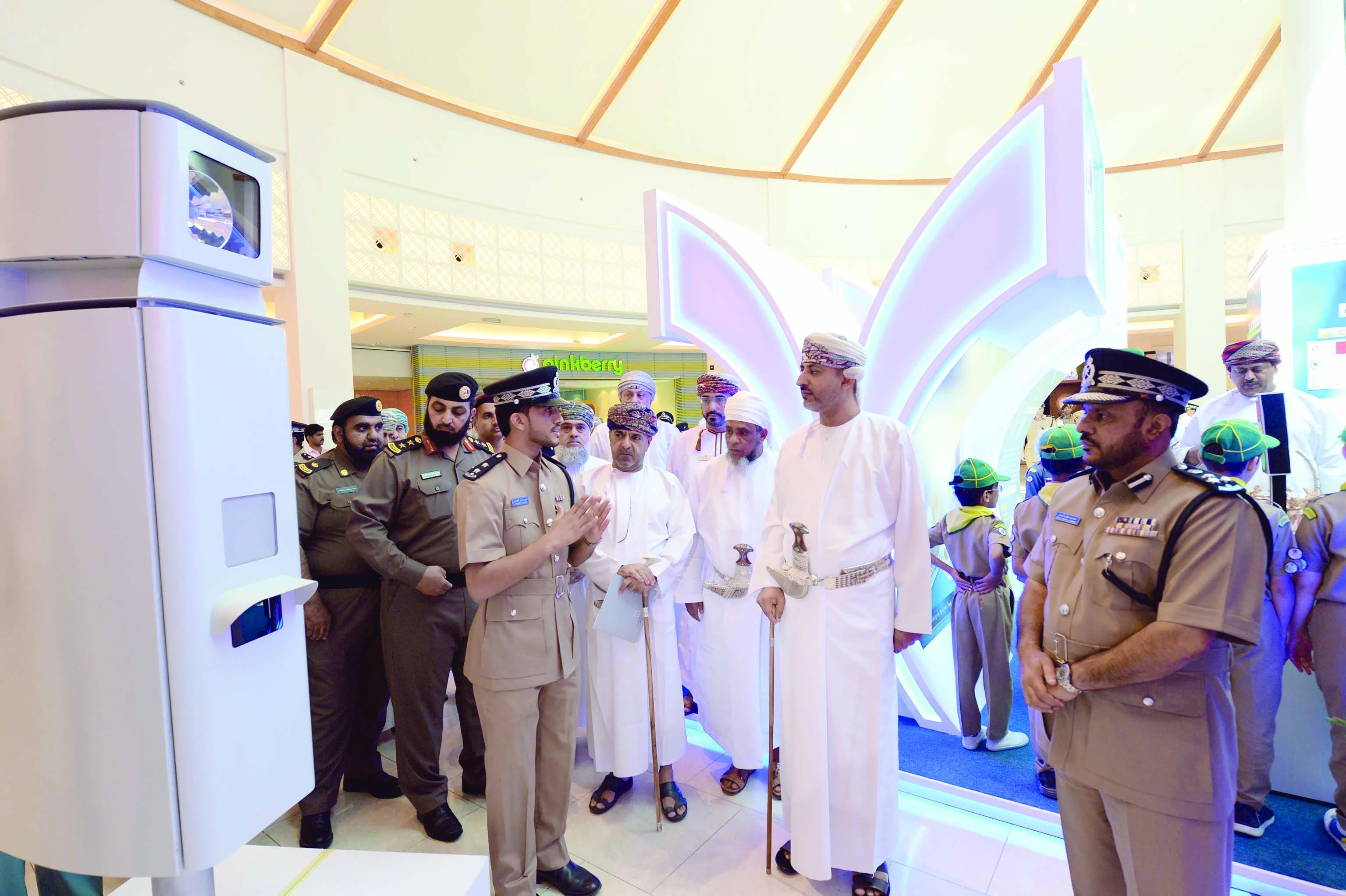 الاحتفال بانطلاق أسبوع المرور الخليجي الموحد
