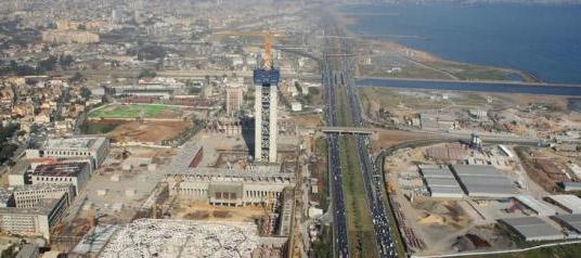 أعلى مئذنة في العالم في هذا البلد العربي.. ارتفاعها 250 متراً وتكفّلت الصين ببنائها