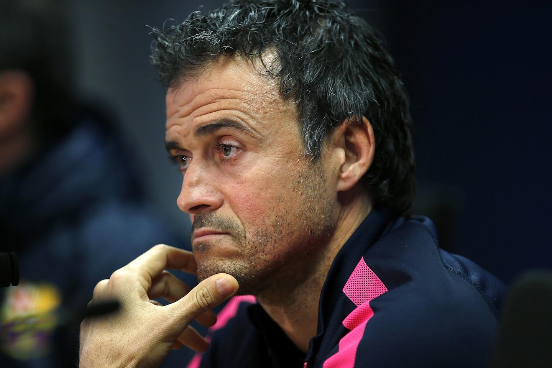 هل يعود إنريكي لتدريب نادي روما ؟!