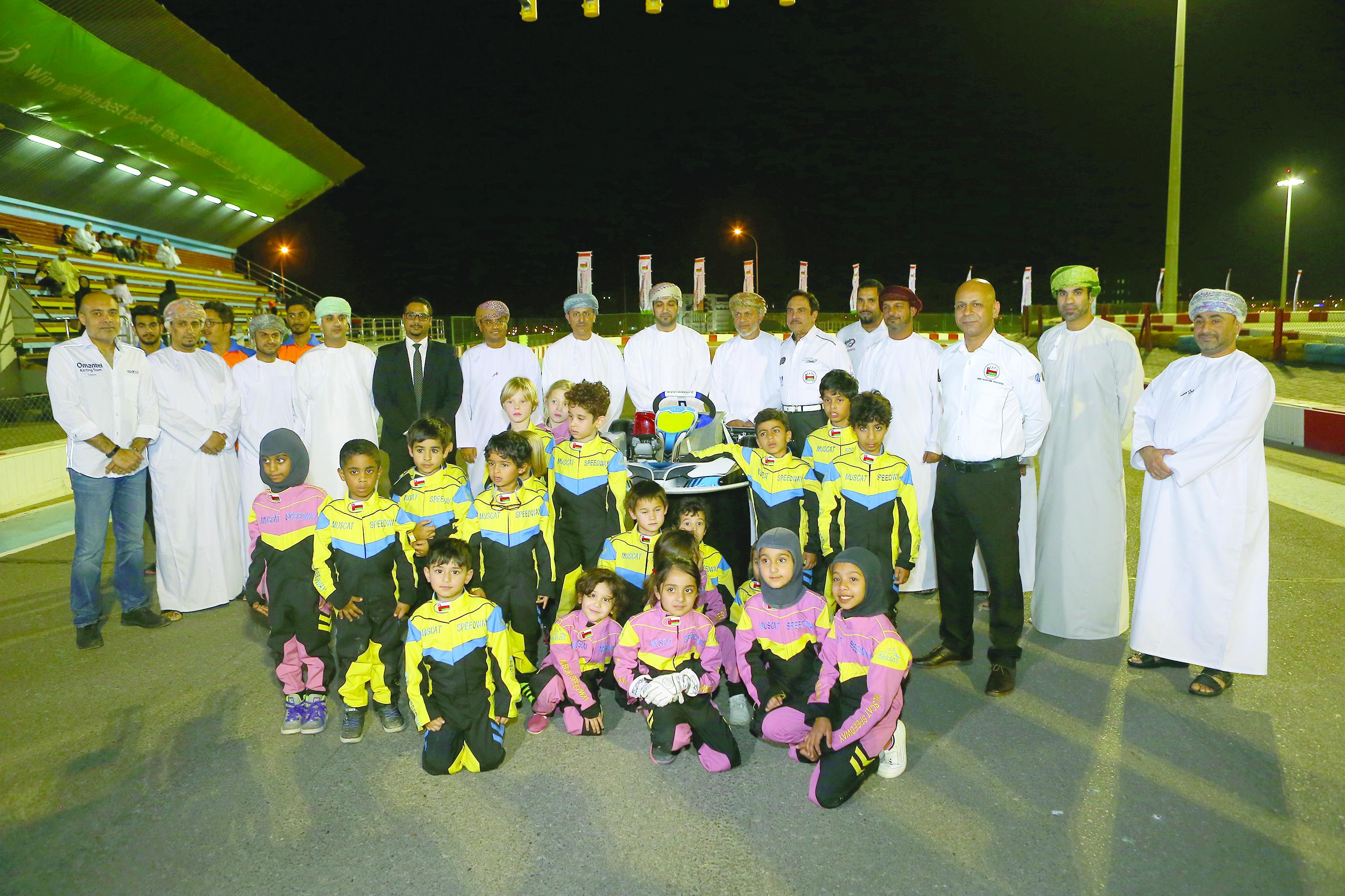 تدشين سيارات «بيبي كارت»الأولى من نوعها في منطقة الخليج العربي