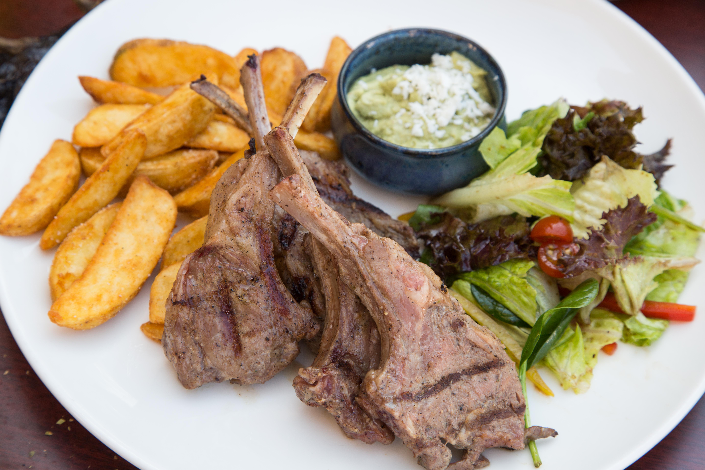 Try Latin cuisine at Rumba Lattina in Muscat