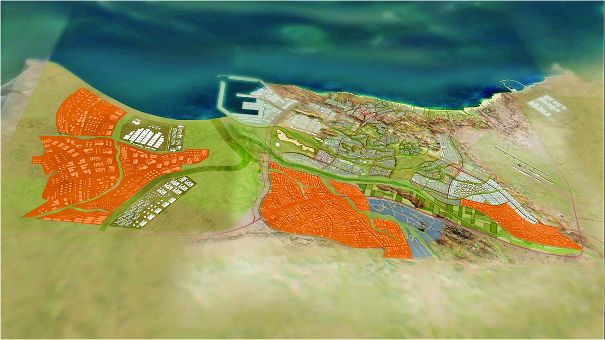 20,000 jobs for Duqm, Oman's supercity of the future