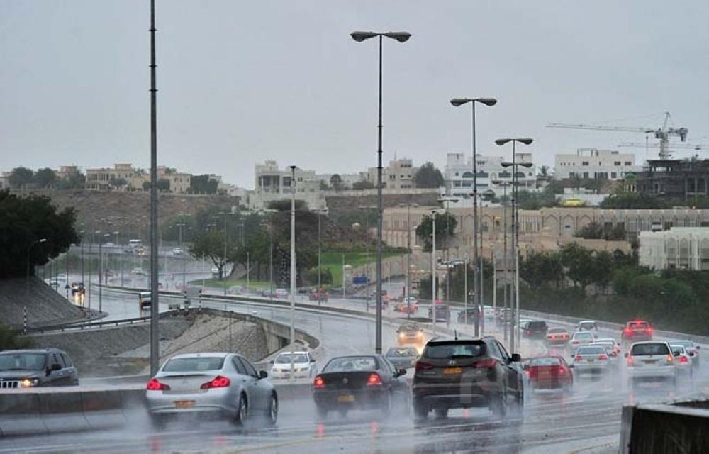 هذه كمية الأمطار المسجلة خلال الـ 24 ساعة الفائتة