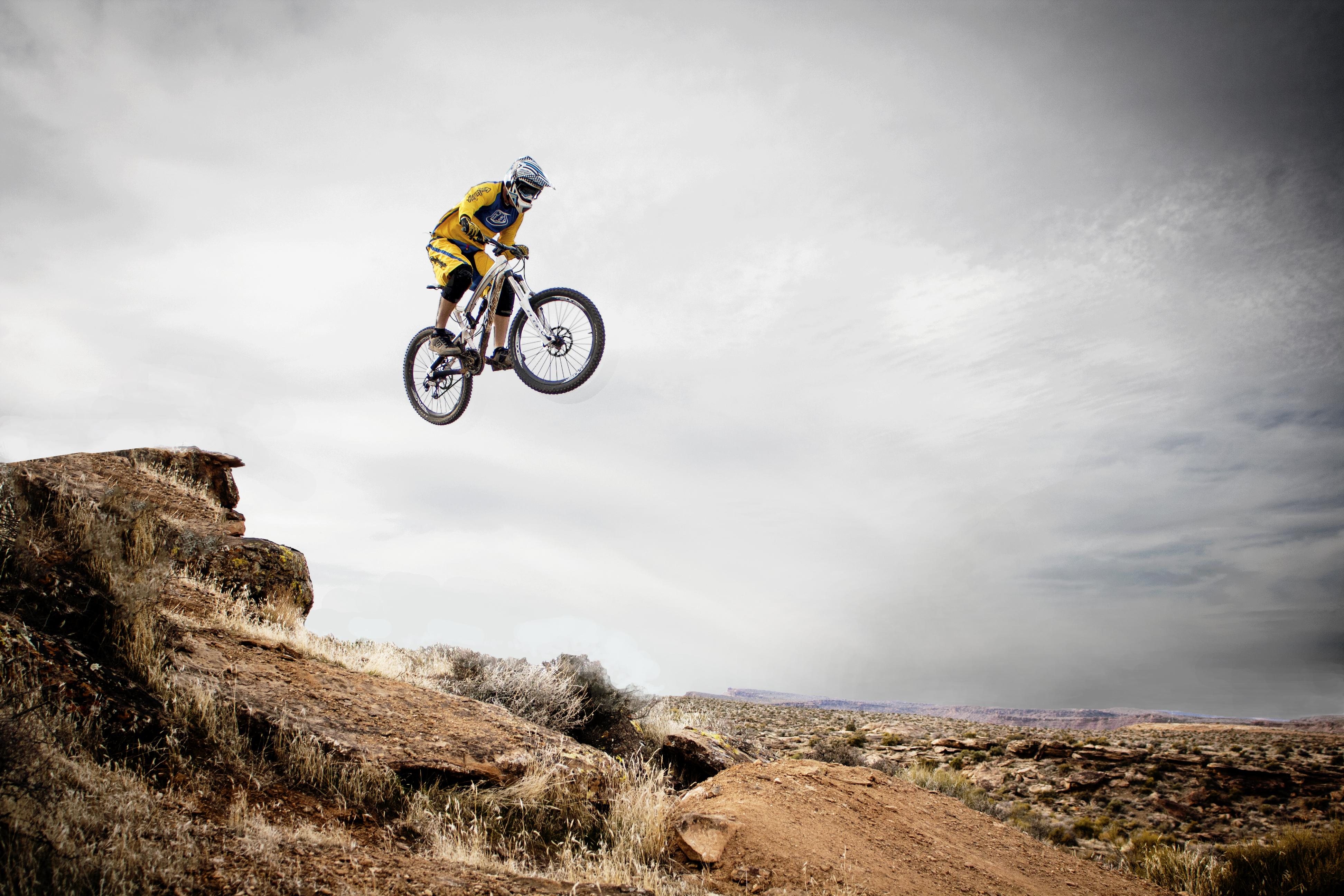 Try mountain biking in Oman