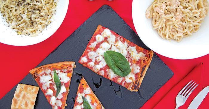 Oman dining: Eat authentic Italian at Gustoso restaurant in Qurum