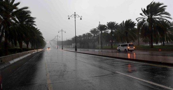 الأرصاد: توقعات بهطول أمطار وتساقط لحبات البرد