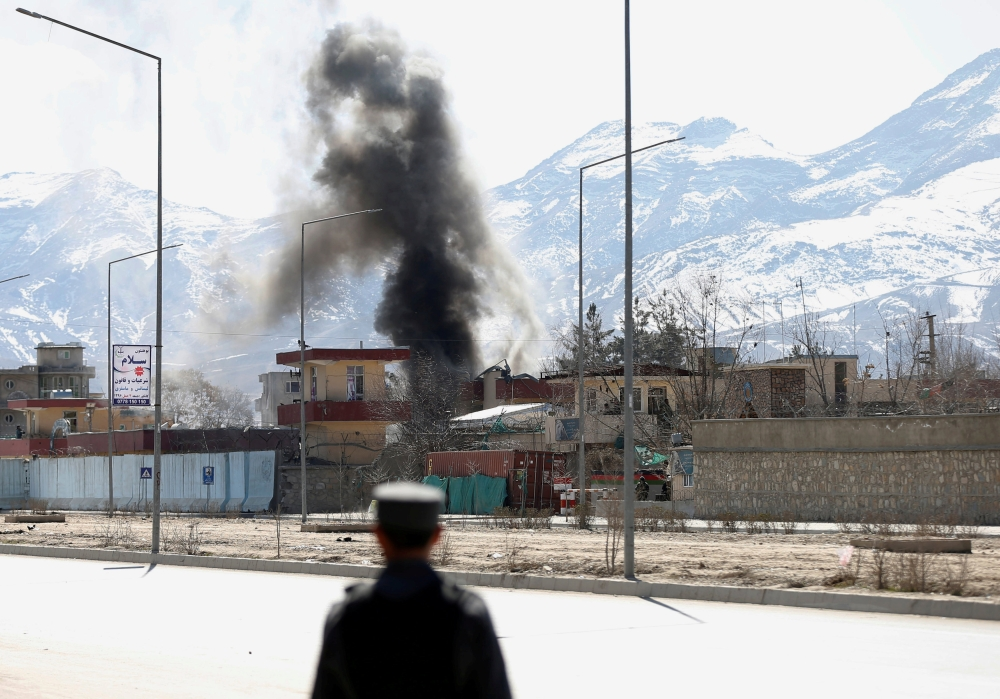 Afghan Taliban signal growing strength with capture of key southern district