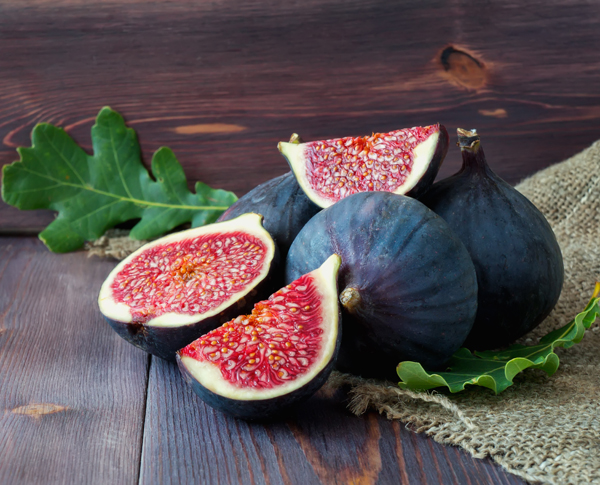 One ingredient five ways: Figs