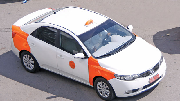 All taxis in Oman to run on meters?