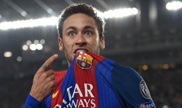 نيمار يؤمن بقدرات برشلونة على التأهل لنصف نهائي دوري الأبطال