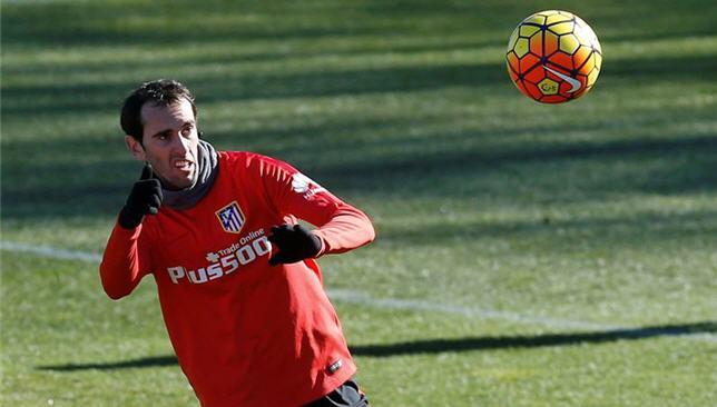 مدافع أتلتيكو مدريد جودين يكشف كيفية إيقاف خطورة فاردي