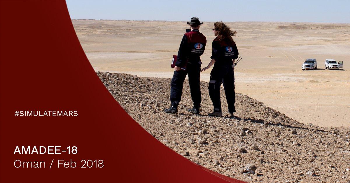 السلطنة تفوز باستضافة تجارب العيش بكبسولات المريخ في فبراير 2018