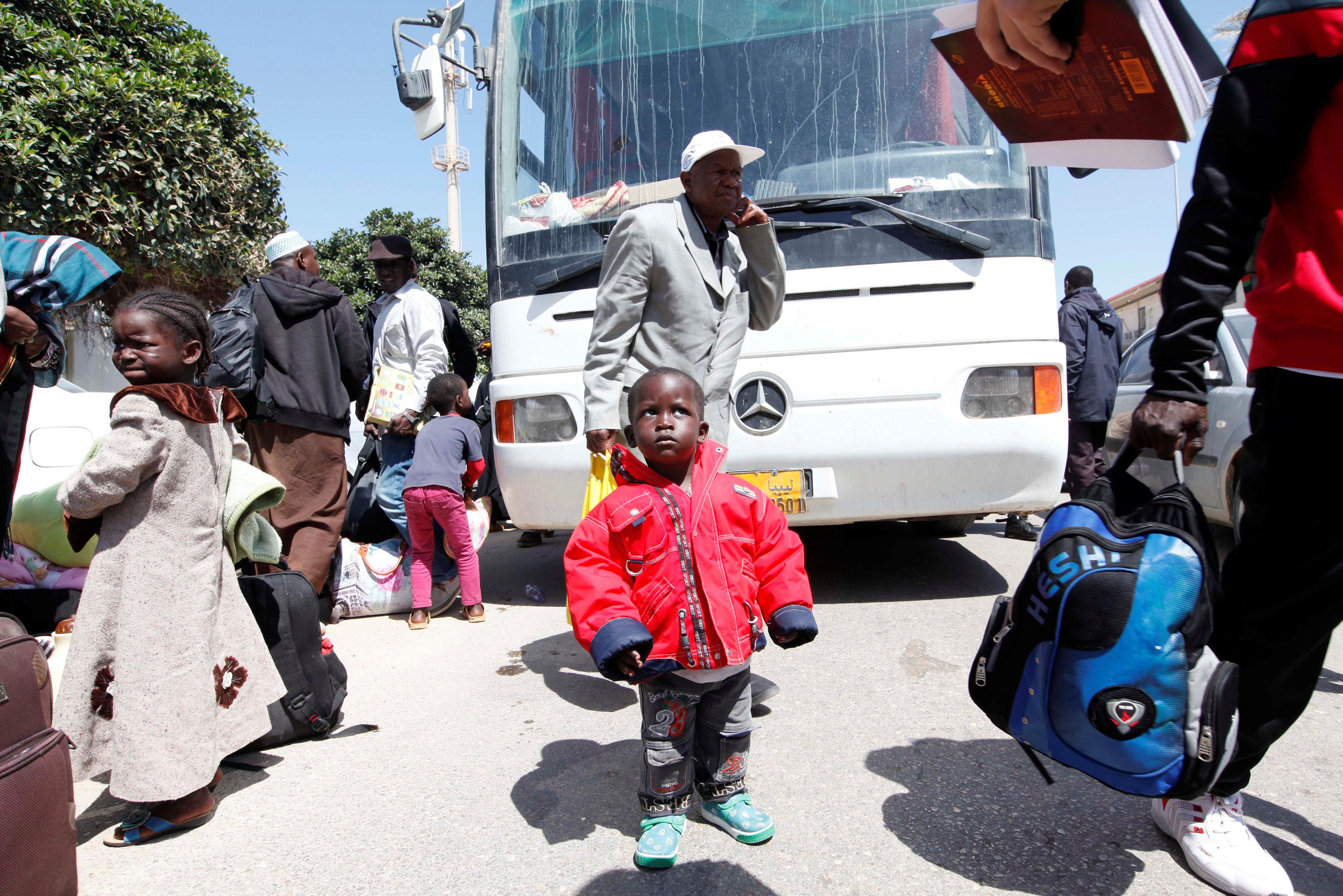 Libya fishermen find 28 dead migrants in boat offshore - official