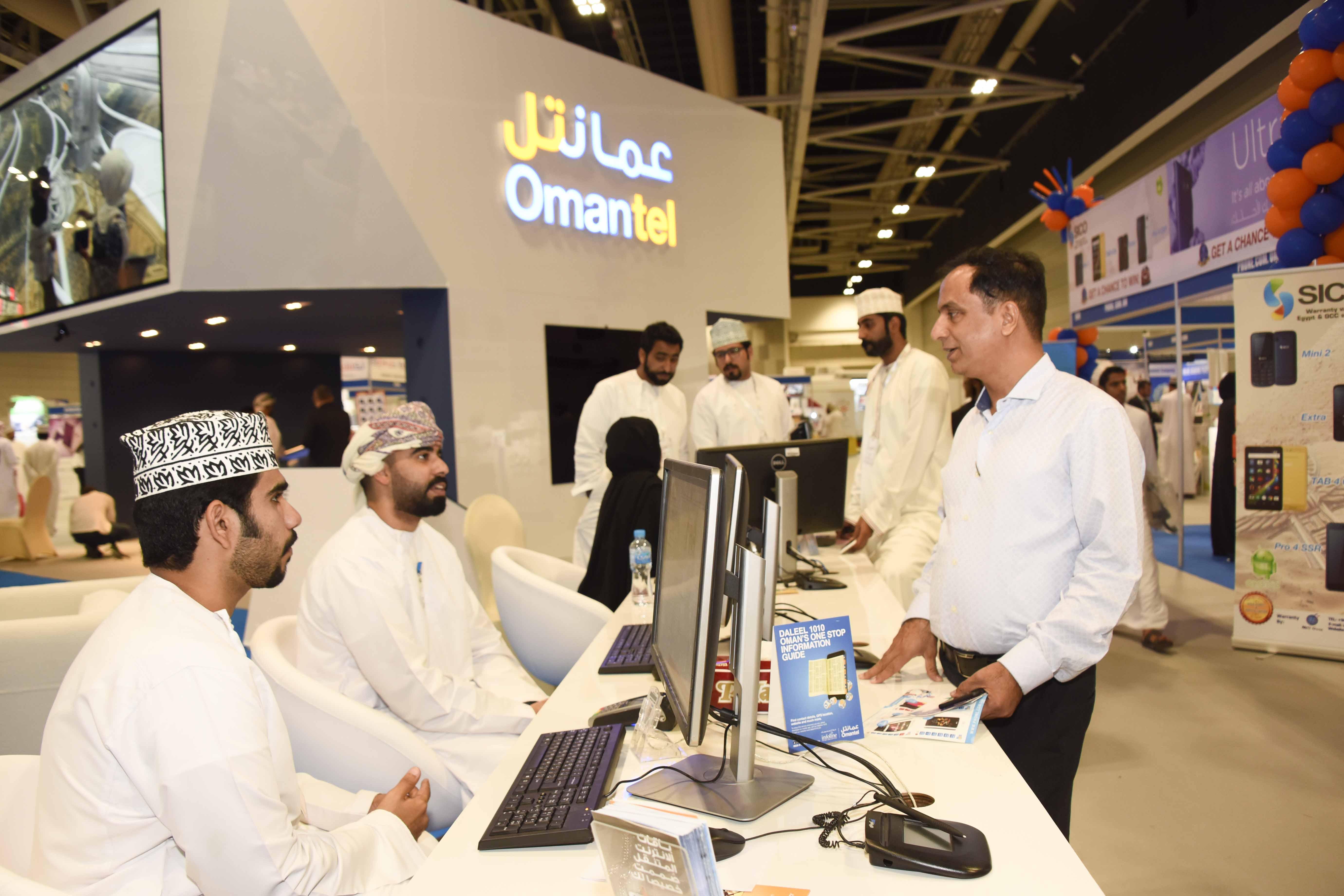 «عمانتل» تثري زوار كومكس بالعديد من الخدمات المبتكرة