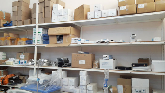 Expired medical stocks seized in Oman