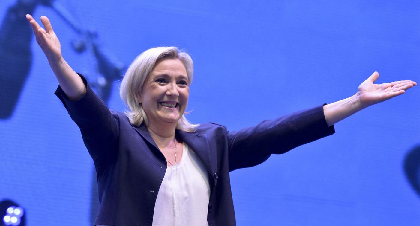 حرب التصريحات تبدأ في فرنسا.. لوبان على خطى ترامب