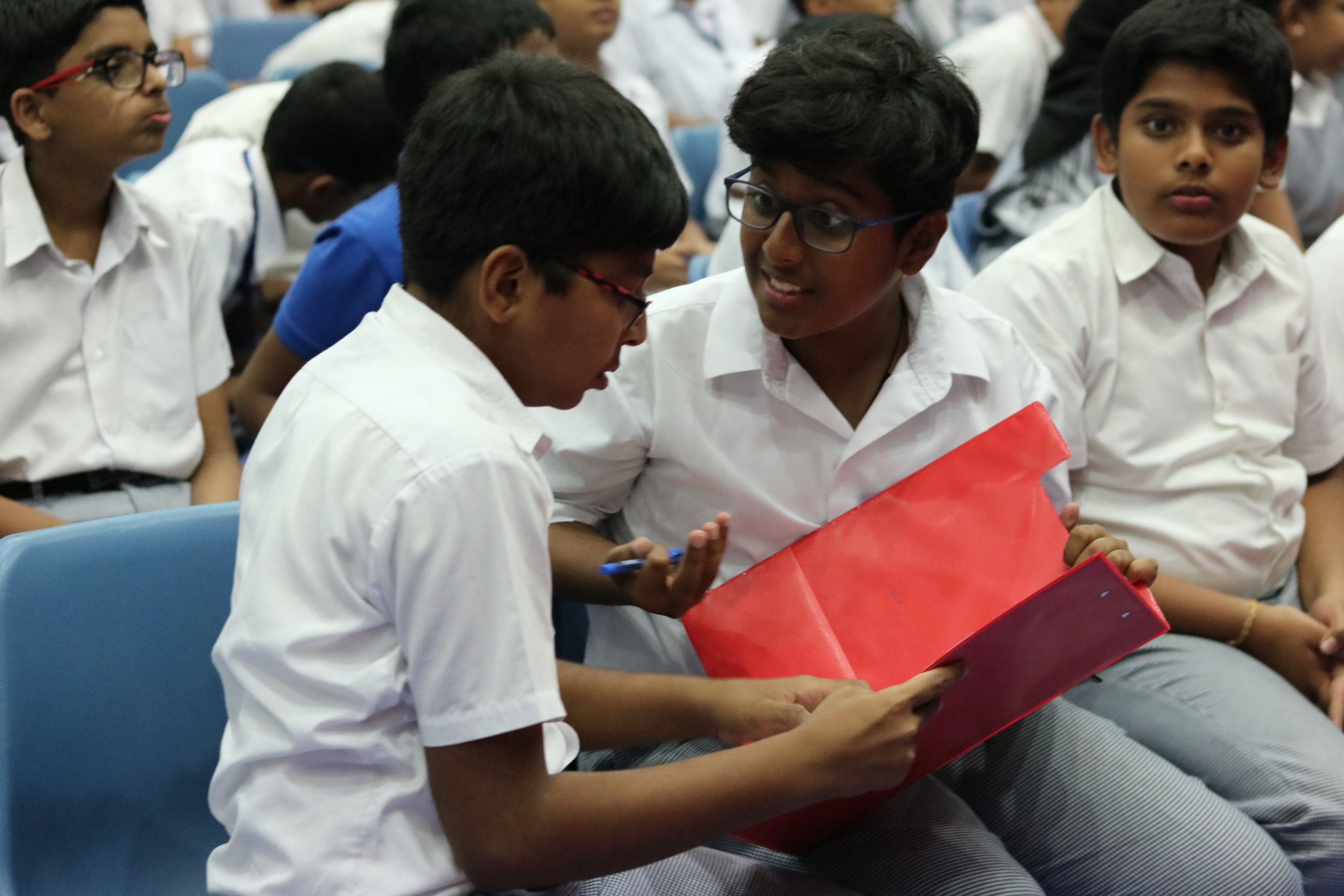 In pictures: Times Quiz prelims at ISM, PSM