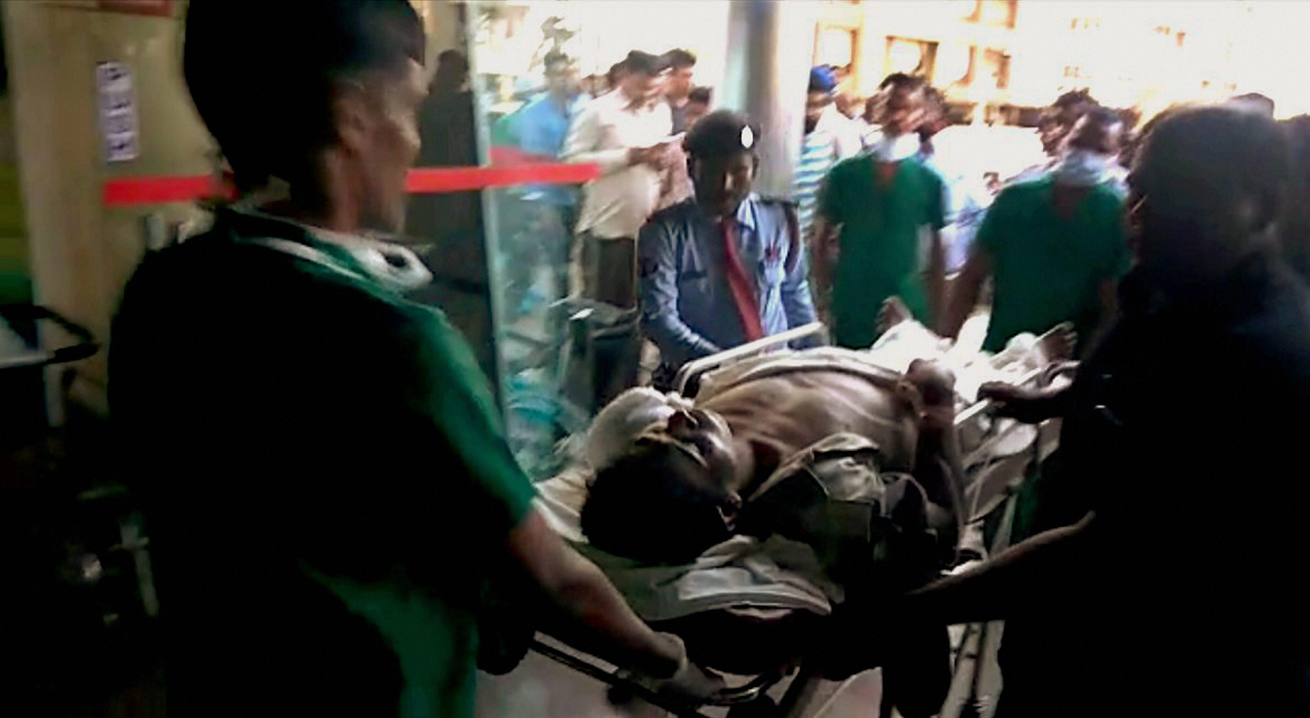 26 CRPF personnel killed in Chhattisgarh Naxal attack