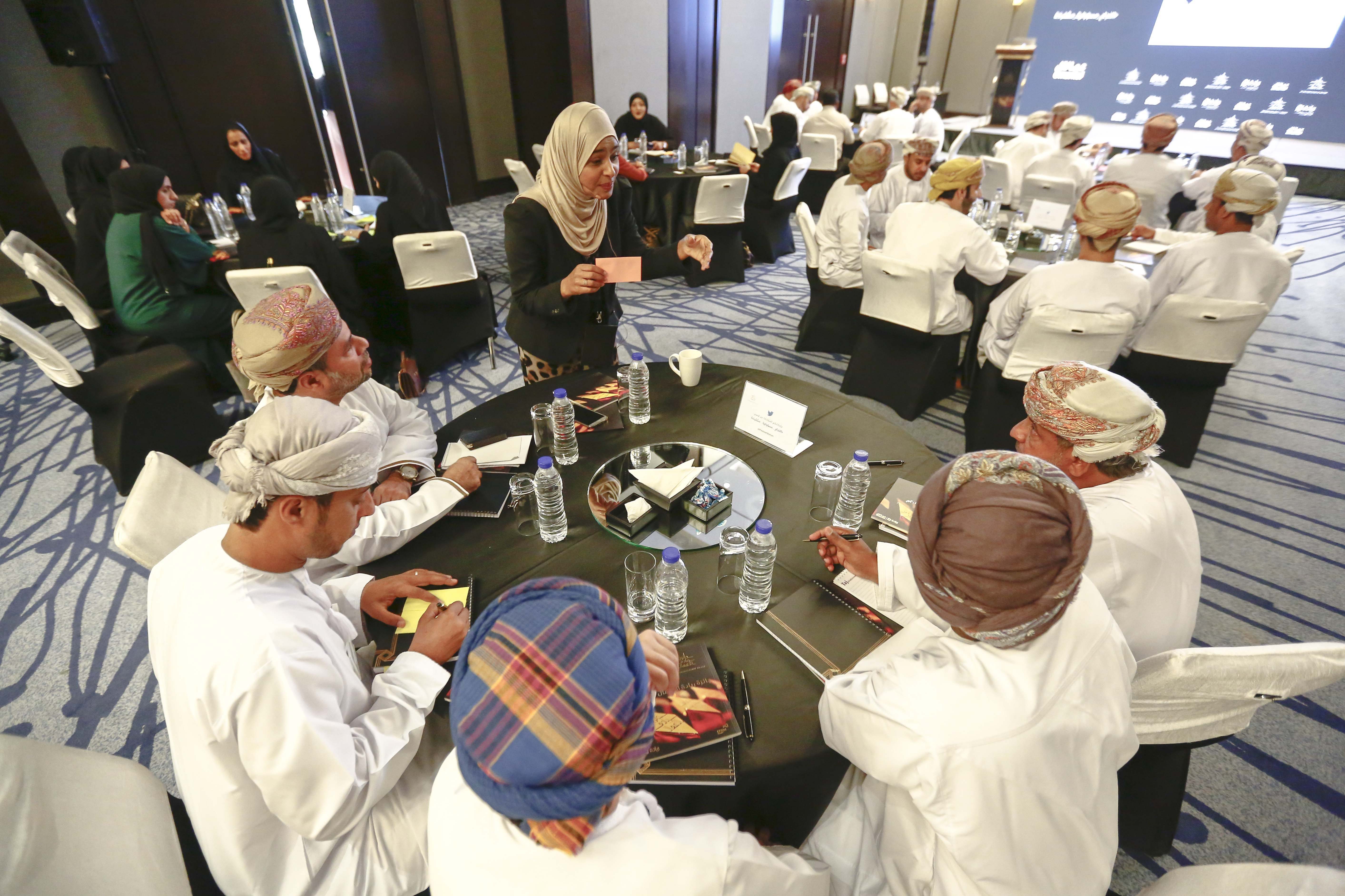 Entrepreneurship Award workshops held