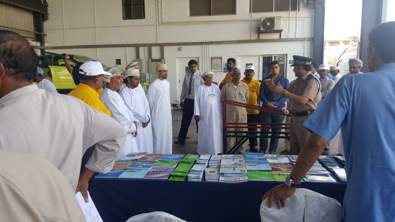 Al Khalij Group holds Safety Day