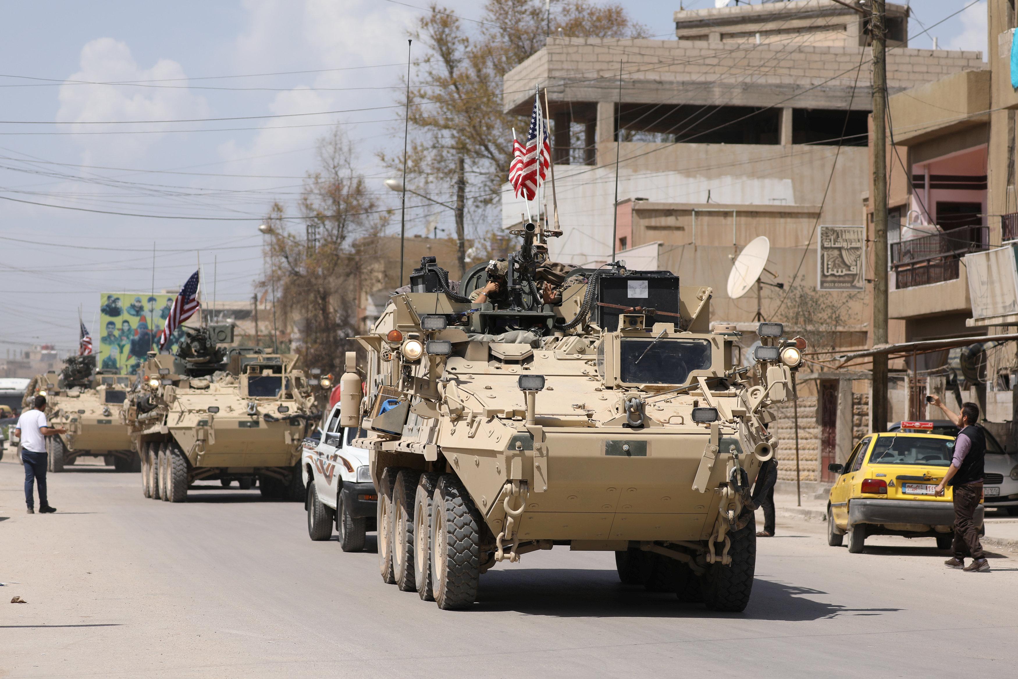 U.S.-led fight on IS have killed 352 civilians - Pentagon