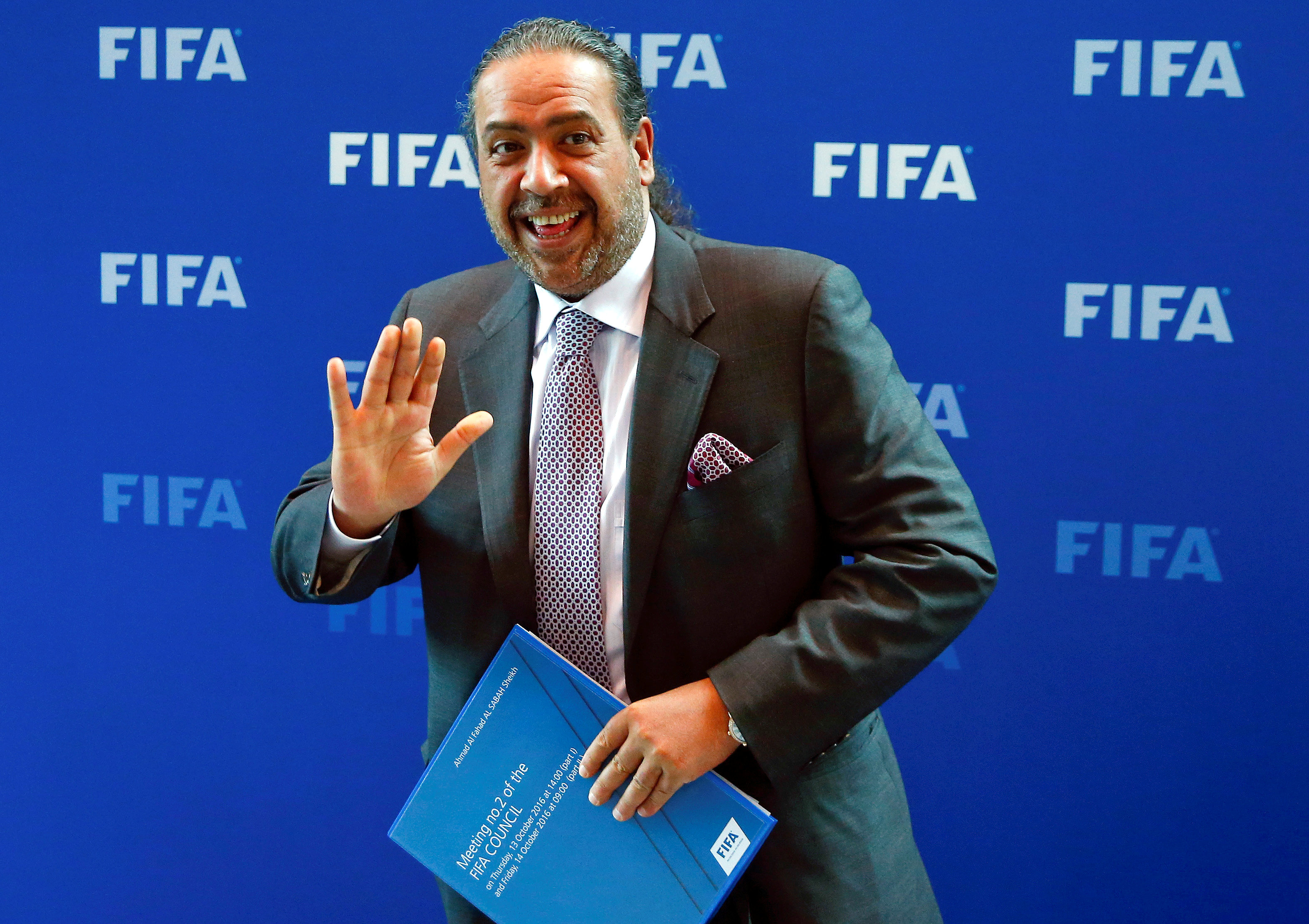 Asia Olympic chief quits FIFA role over bribery scandal