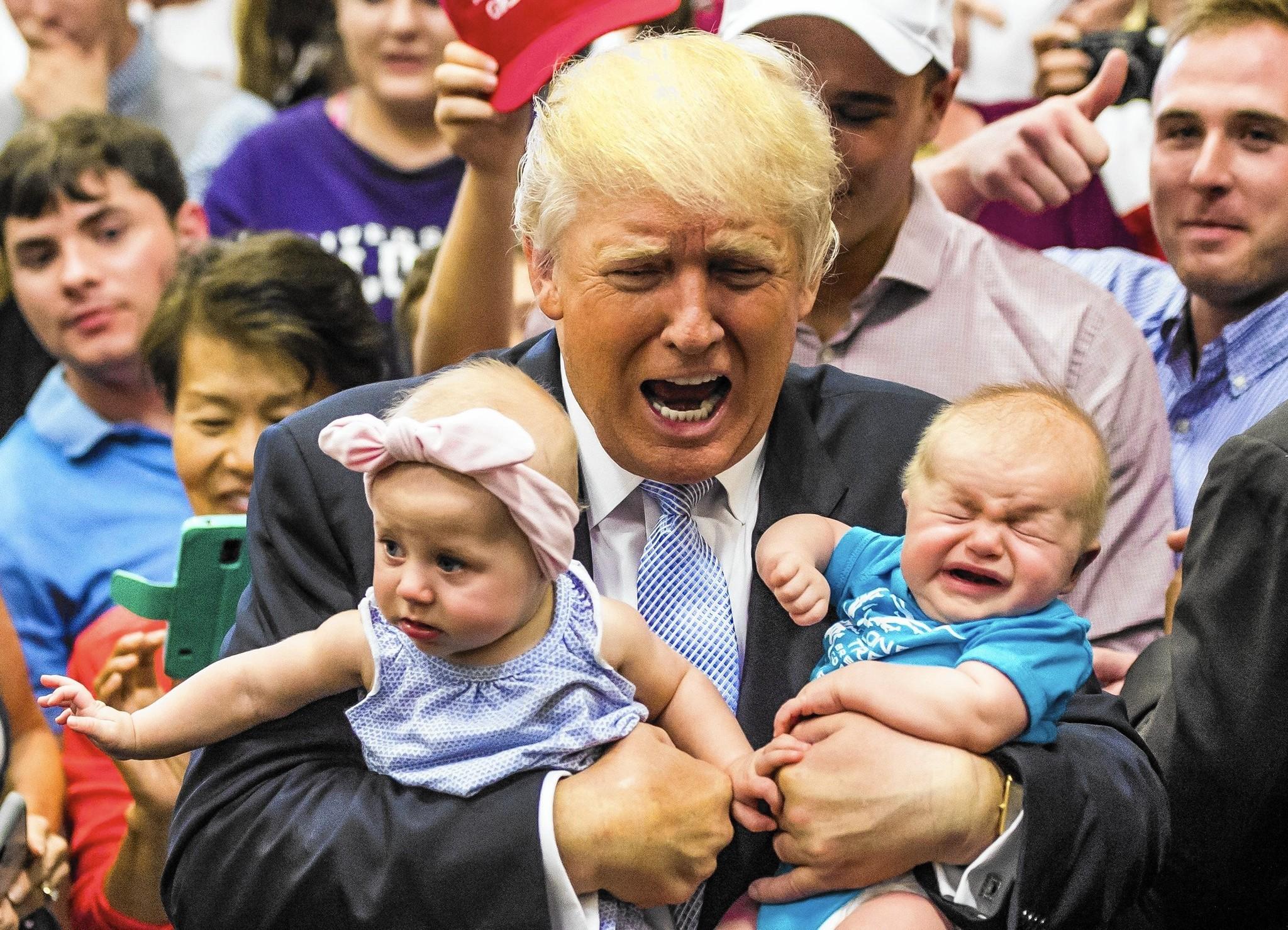 في أمريكا.. لا أحد يريد تسمية ابنه دونالد