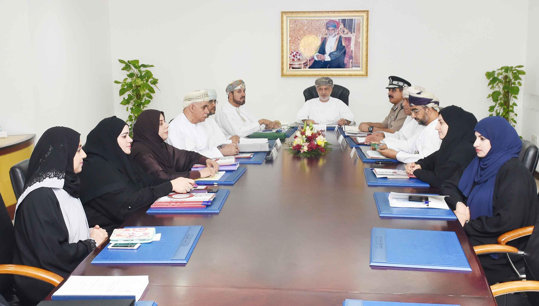 اللجنة الوطنية لشؤون الأسرة تعقد اجتماعها الثاني لهذا العام
